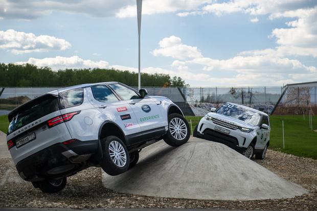 Фото №4 - Начались продажи нового Land Rover Discovery