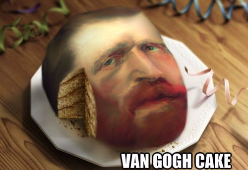 Фото №3 - 13 фотожаб, вдохновленных Ван Гогом