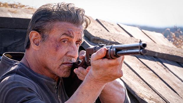 Фото №1 - Сталлоне выложил новый всесокрушающий трейлер боевика «Рэмбо: Последняя кровь»