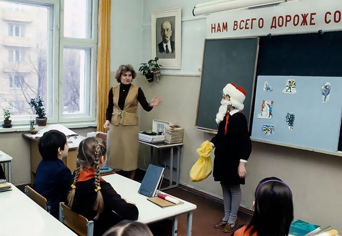 Фото №1 - Звезда и смерть СССР в фотографиях Криса Ниденталя