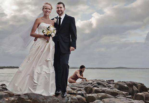 Фото №1 - 30 испорченных свадебных фото