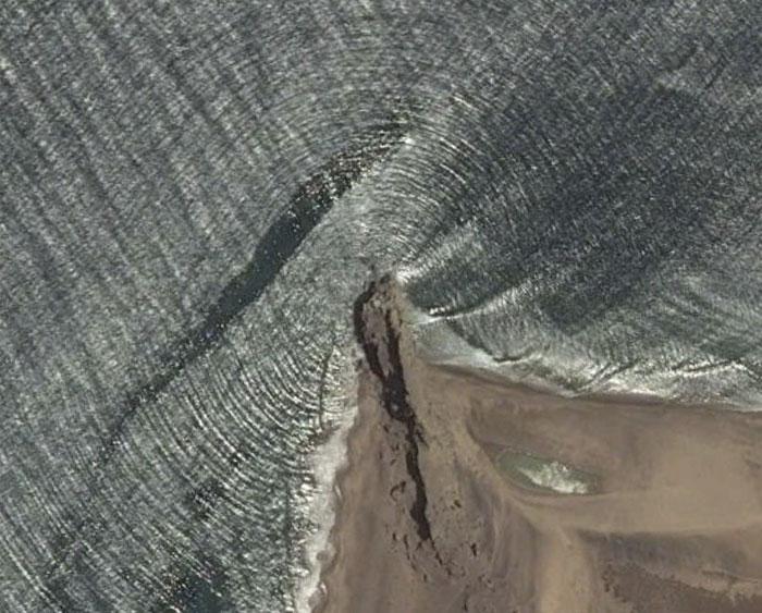 Фото №2 - 20 необычных мест, найденных на Google Earth