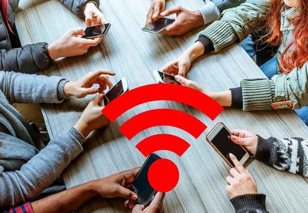 Фото №1 - 7 полезных навыков безопасной работы с открытым Wi-Fi в общественных местах