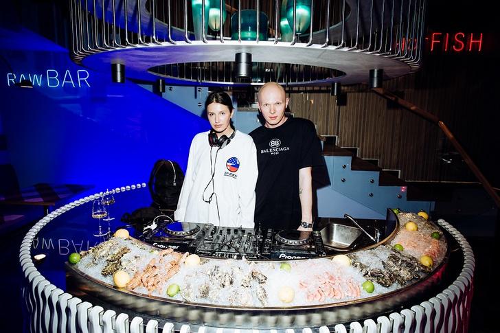 Фото №2 - Рыбный «Комбинат» открылся в Хамовниках
