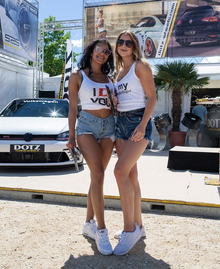 Фото №59 - Самые безумные машины фестиваля GTI Treffen