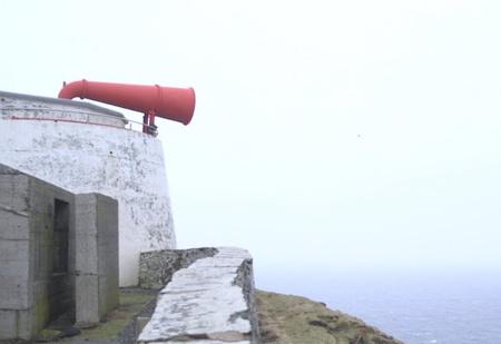 ВИДЕО для медитации: звуковой маяк в Шотландии