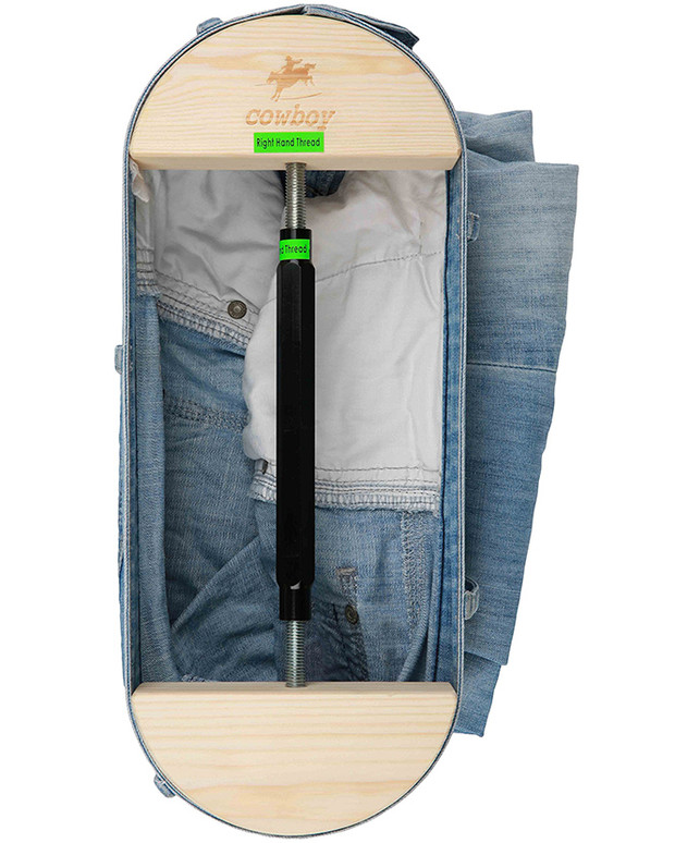 Фото №2 - Как растянуть джинсы: 3 способа
