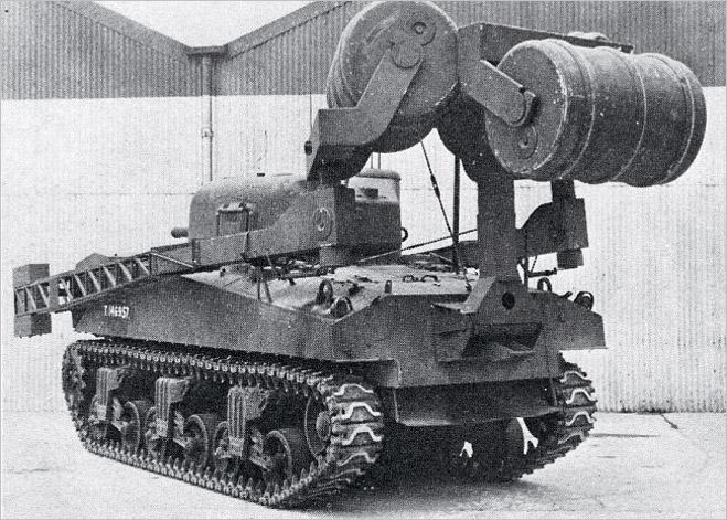 Фото №22 - Бесславные ублюдки: самые уродливые танки, созданные за всю историю вооружений