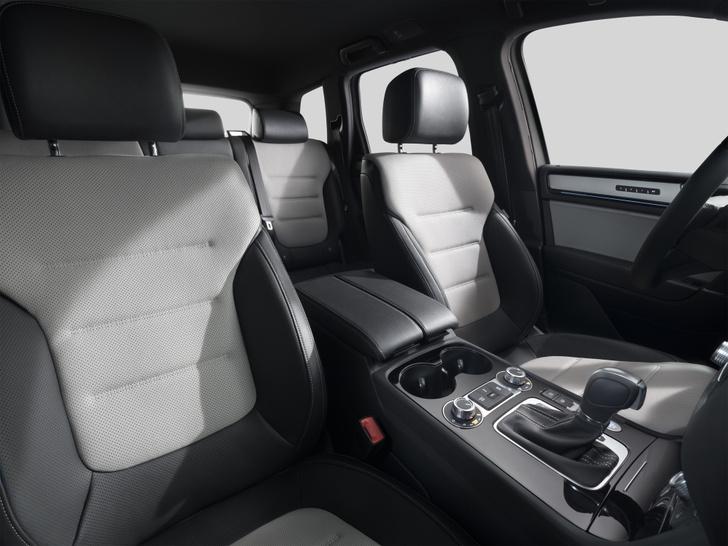 Фото №7 - Представлен новый Volkswagen Touareg. И это повод бежать за нынешним поколением прямо сейчас