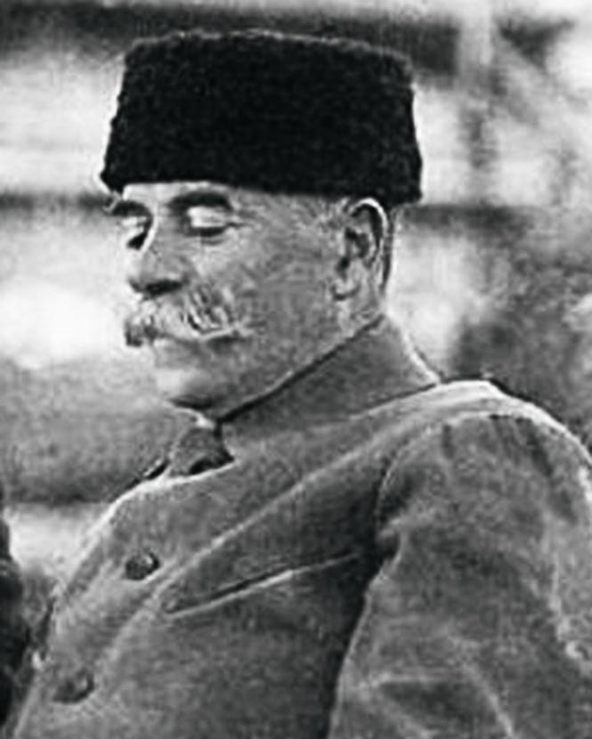 М. М. Шапшал