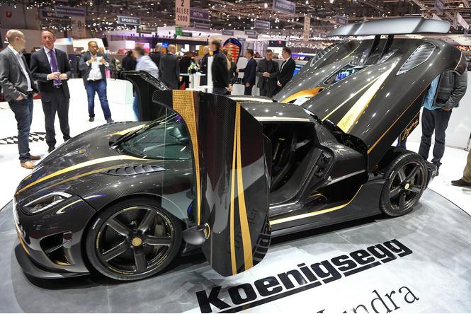Koenigsegg - Кёнигсегг