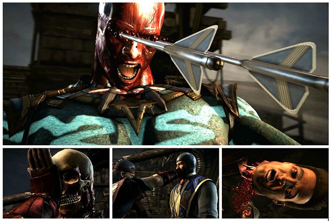 Фото №1 - В сети появился неожиданно жестокий трейлер Mortal Kombat X!