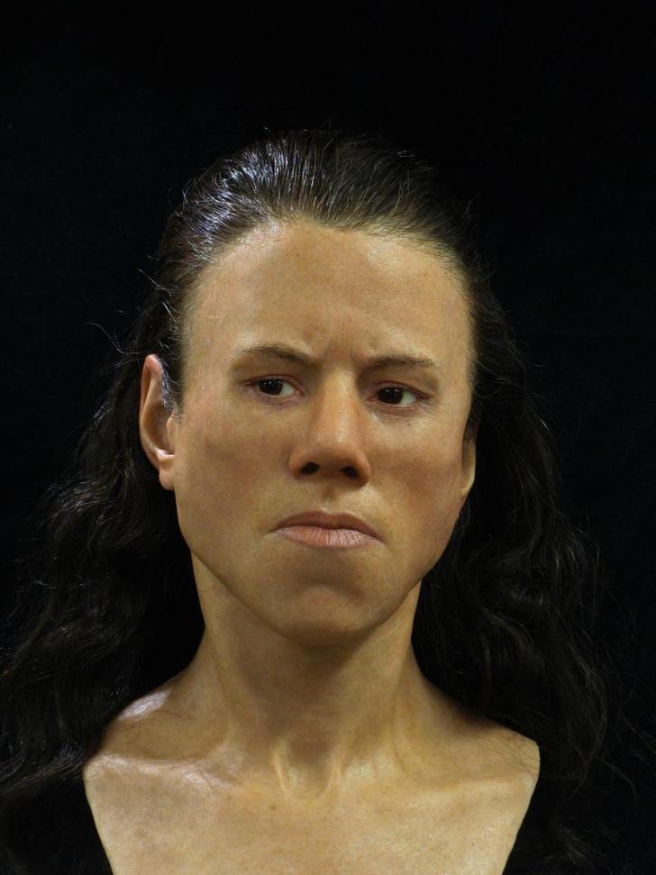 Фото №2 - Ученые восстановили внешность девушки-подростка, жившей 9 тысяч лет назад!
