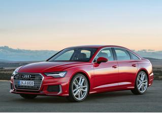 Новый Audi A6 готов обходиться без водителя