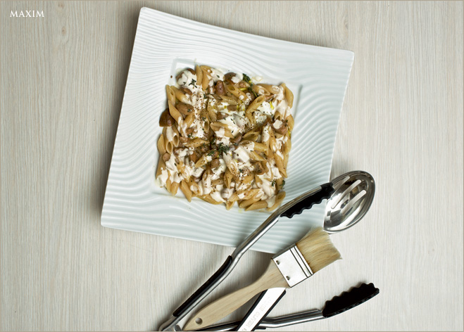 Фото №5 - Макароны по-любому! 6 простых и вкусных блюд из пасты
