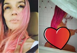 Алена Водонаева сфотографировалась в ванной полностью обнаженной!