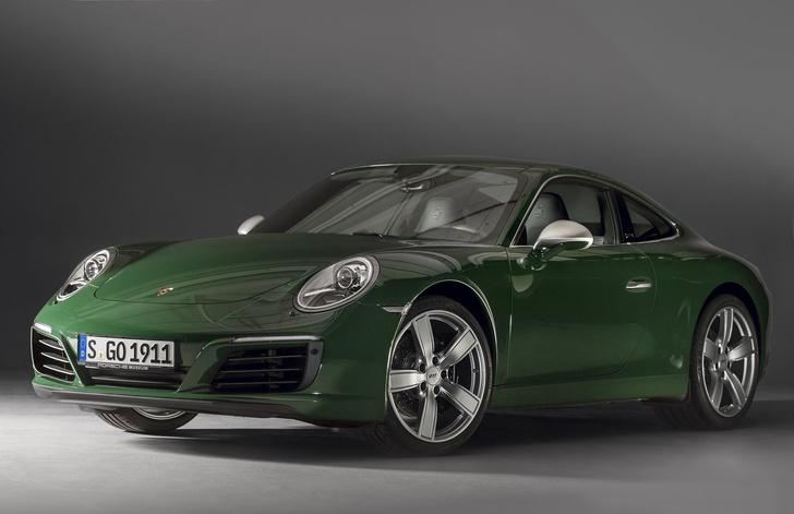 Фото №1 - Миллионный Porsche 911 стилизовали под модель 50-летней давности