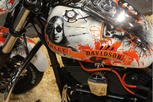 Фото №28 - Пять самых крутых мотоциклов года из России