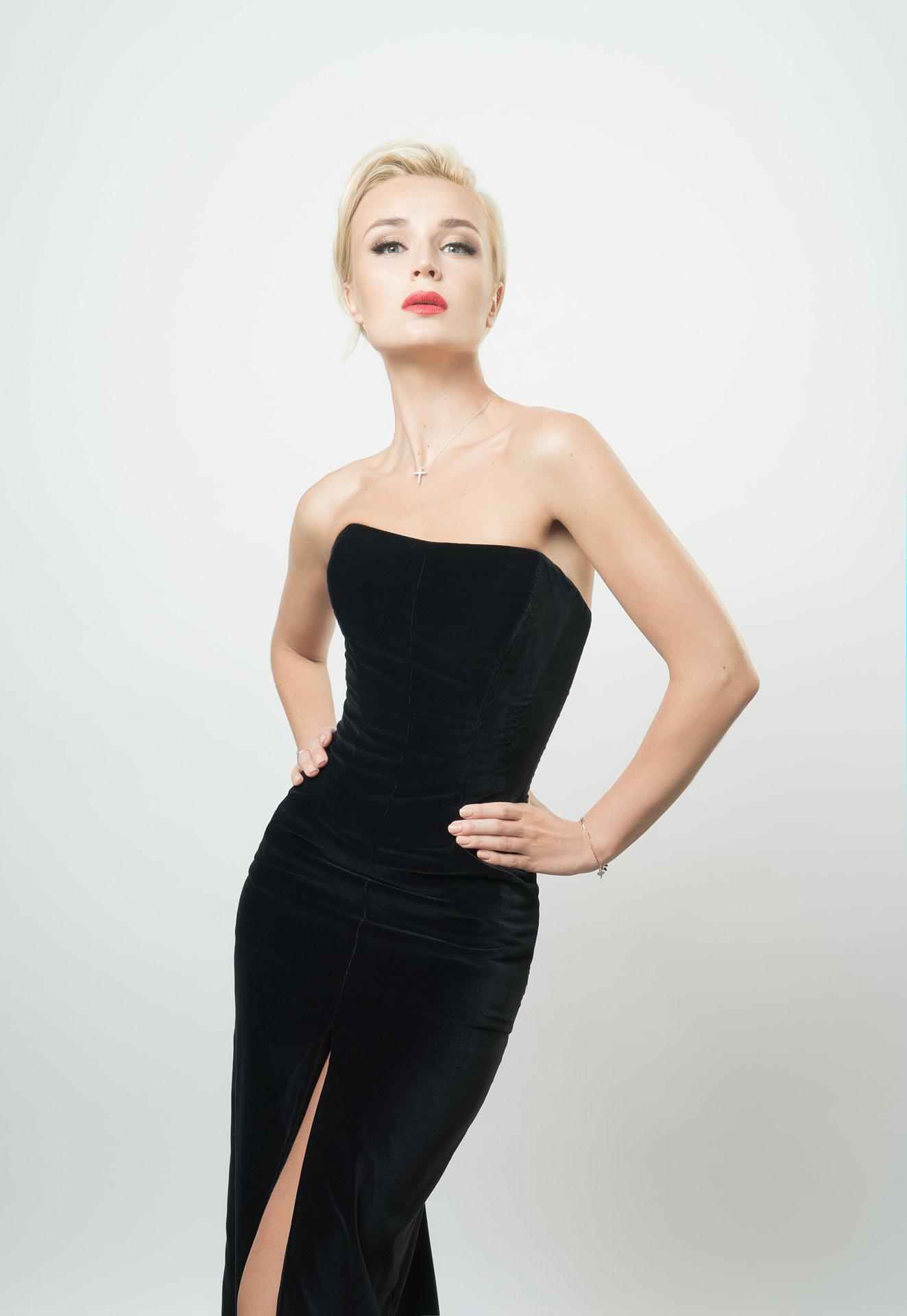 Полина Гагарина - девушка из 100 самых сексуальных девушек ...