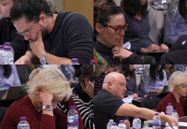 Фото №1 - Видео недели: как реагировали актеры «Игры престолов», когда впервые прочли сценарий финала