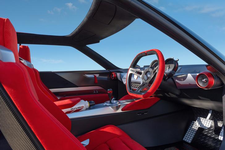 Фото №2 - Nissan IDx Freeflow и IDx Nismo: два олдскульных концепта из эпохи Dendy, вкладышей и газировки