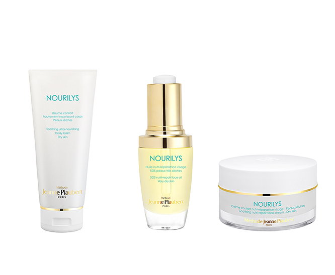 Nourilys – революционная новинка от Methode Jeanne Piaubert. Питание ивосстановление  кожи лица и тела.