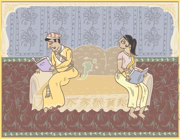 Фото №2 - Камасутра для семейных пар