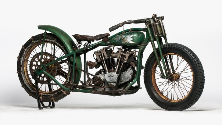 Фото №5 - Где купить раритетный мотоцикл