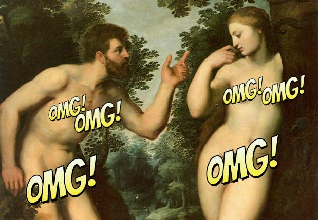 Фото №1 - Музеи объединились против Facebook из-за обнаженной натуры!