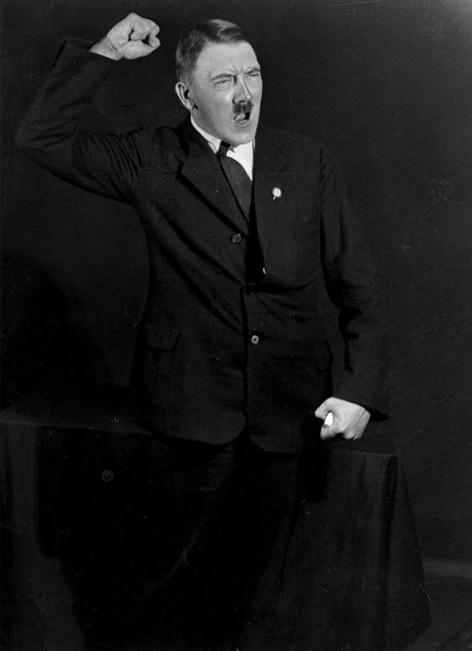 Опять Гитлер