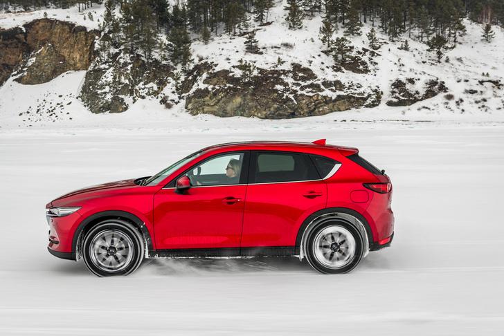 Фото №6 - Почему мир сходит с ума по Mazda CX-5?