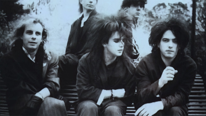 15 фактов о группе The Cure