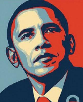 Шепард Фейри, автор известного портрета Барака Обамы в красно-синих тонах и подписью HOPE (надежда), приговорен к двум годам условного заключения за преступное неуважение к органам власти