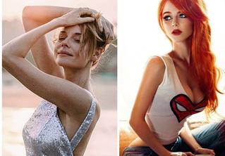 Любовь Толкалина, Хэлли Бэрри и другие самые соблазнительные девушки недели