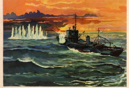 Тральщик Т-116: история гибели арктического конвоя