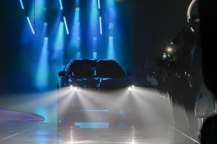 Фото №1 - Равнение на Mercedes