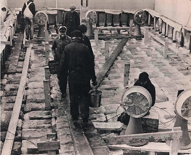 Постройка корабля