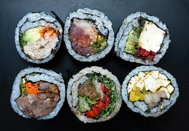 Фото №1 - Как понять, свежие ли суши