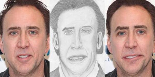 Как бы выглядели знаменитости, если бы были похожи на портреты, нарисованные фанатами!