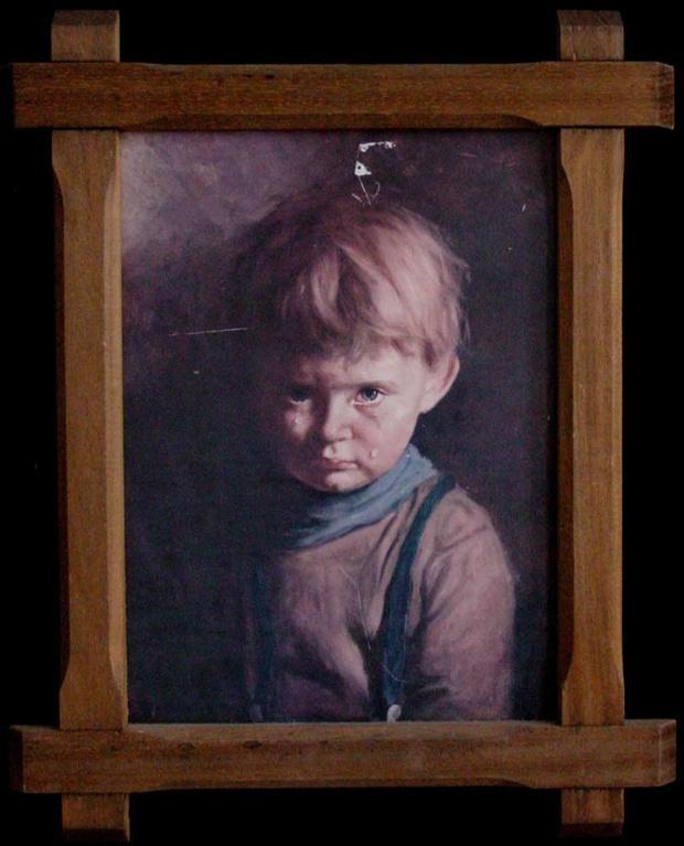 Фото №1 - 7 картин, приносивших несчастья своим владельцам