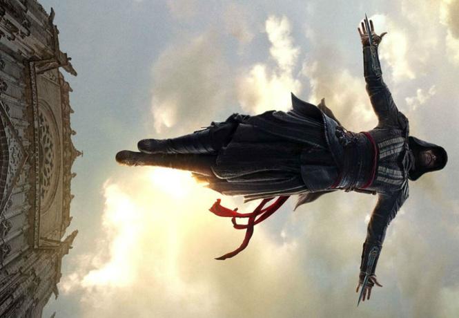 трейлер фильму игре assassin creed 100 дракам зрелищности