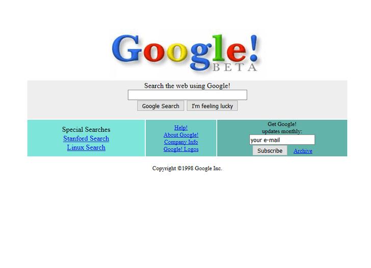 Фото №1 - Компания Google отмечает двадцатилетие нововведениями в поиске