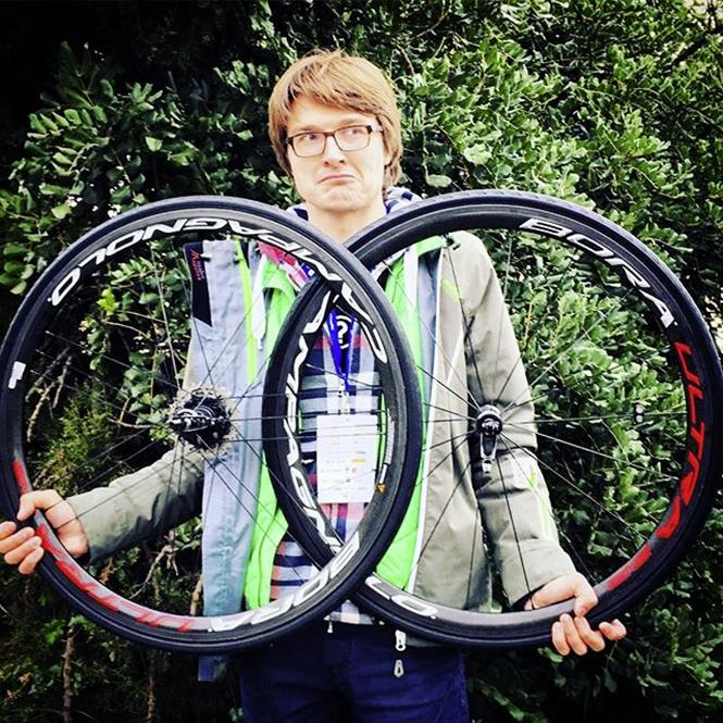 Фото №2 - Как ездить на велосипеде круглый год