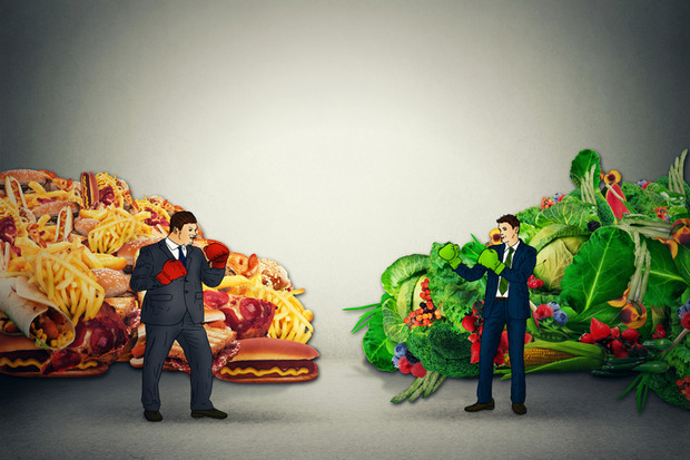 Фото №1 - Самая полезная еда в «Макдоналдсе», KFC, «Теремке» и других сетях фастфуда, по мнению диетолога