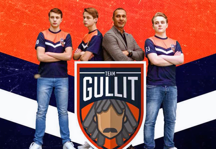Фото №1 - Легендарный Рууд Гуллит создаст академию по виртуальному футболу