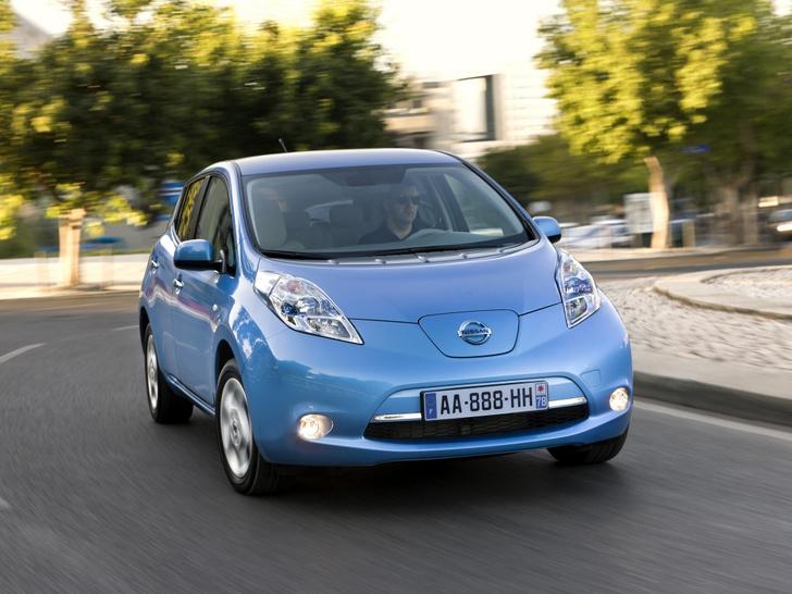 Фото №2 - Электрический концепт Nissan IMx намекает, на чем ты будешь ездить на дачу лет через десять