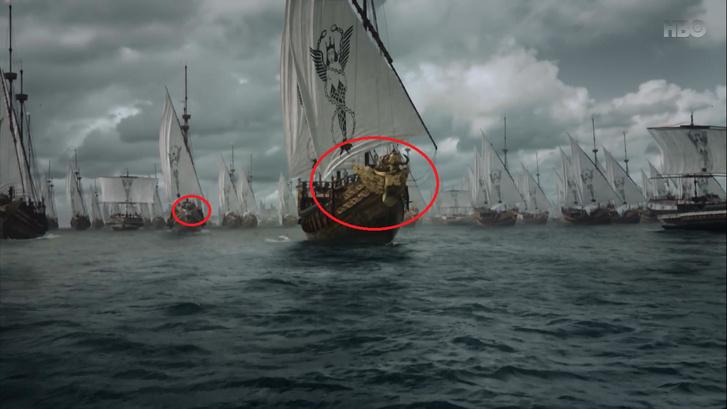 Фото №18 - Самые идиотские киноляпы в шестом сезоне «Игры престолов»