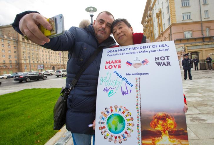 Фото №3 - Три шага к миру: Лаки Ли запустил программу по примирению сверхдержав
