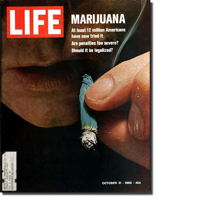 Фото №48 - Самые выдающиеся обложки в истории журнала Life