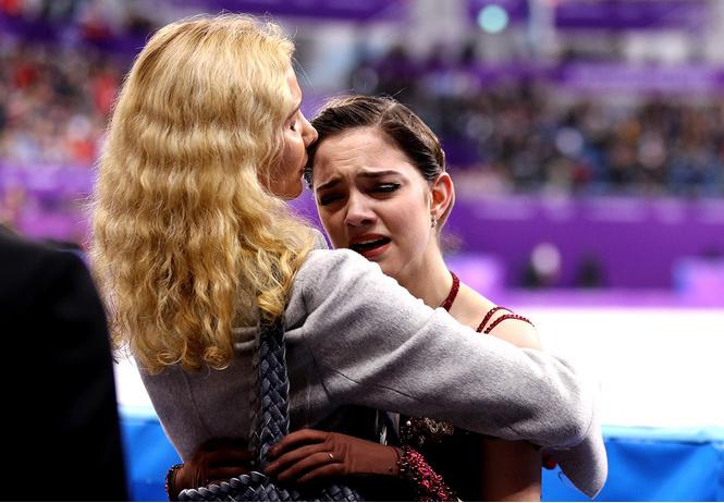 «Почему вы не сдержали Алину?!» Ошарашивающие подробности разрыва Медведевой и Тутберидзе